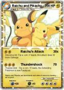Raichu and
