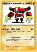 mega robo