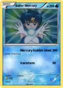 Sailor Mercury