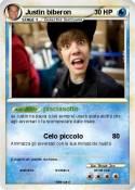 Justin biberon