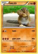 nutty EX