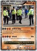 police mania
