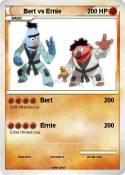 Bert vs Ernie