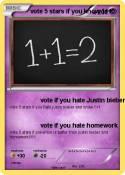 vote 5 stars if