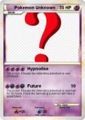 Pokemon Unknown