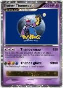 Trainer Thanos