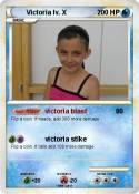 Victoria lv. X