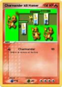 Charmander kill