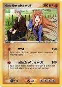 Holo the wise