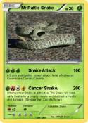 Mr.Rattle Snake