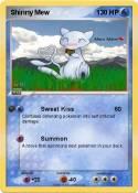 Shinny Mew
