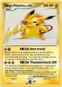 Mega Pikachu