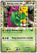 Barney Loves