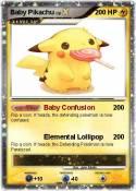 Baby Pikachu