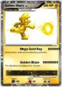 Golden Mario