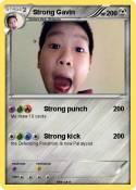 Strong Gavin