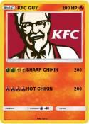 KFC GUY
