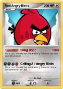 Red Angry Birds