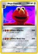 Mega Elmo GX
