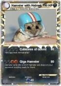 Hamster with