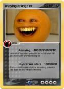 anoying orange