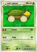 corn cannon
