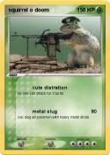 squirrel o doom