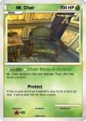Mr. Chair