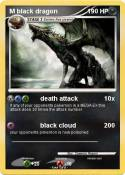 M black dragon