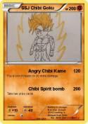 SSJ Chibi Goku