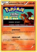 pokemon fire
