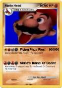 Mario Head 90