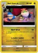 Nerf Gun Jr.