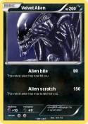 Velvet Alien
