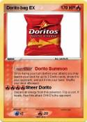 Dorito bag EX