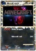 Mincraft world