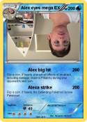 Alex eyes mega