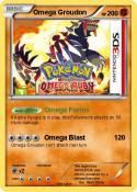 Omega Groudon