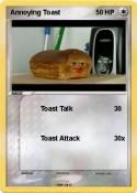 Annoying Toast
