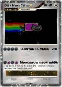 Dark Nyan Cat