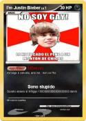 I'm Justin