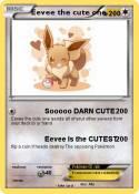 Eevee the cute
