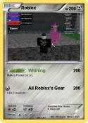 Pokemon roblox gear codes