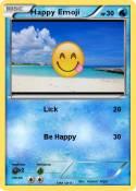 Happy Emoji