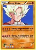 Derpy Goku