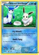 Glaceon and