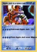 Apple Jack in a