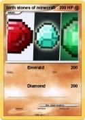birth stones of