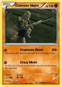 Chainsaw Majini