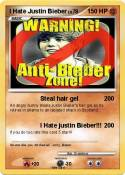 I Hate Justin